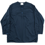 Sleeping Shirt Navy Calico