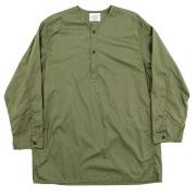 Sleeping Shirt Olive Calico