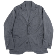 Sport Coat Wool Tropical Mohair Grey