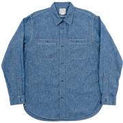 Work Shirt 5oz Blue Chambray