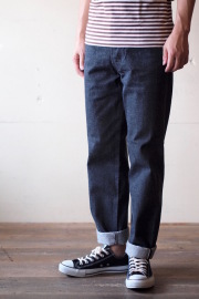 WORKERS Lot.802 Slim 13.75oz Black Jeans OW-1