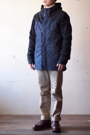 WORKERS Mountain JKT Ventile Type-A Top Black-1