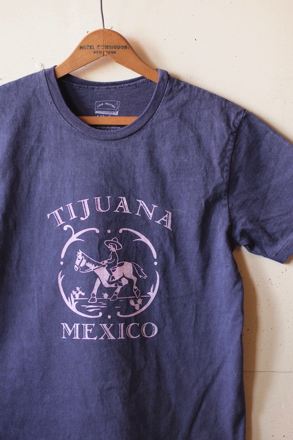 Mixta Printed Tee TIJUANA20 Night Ocean-1