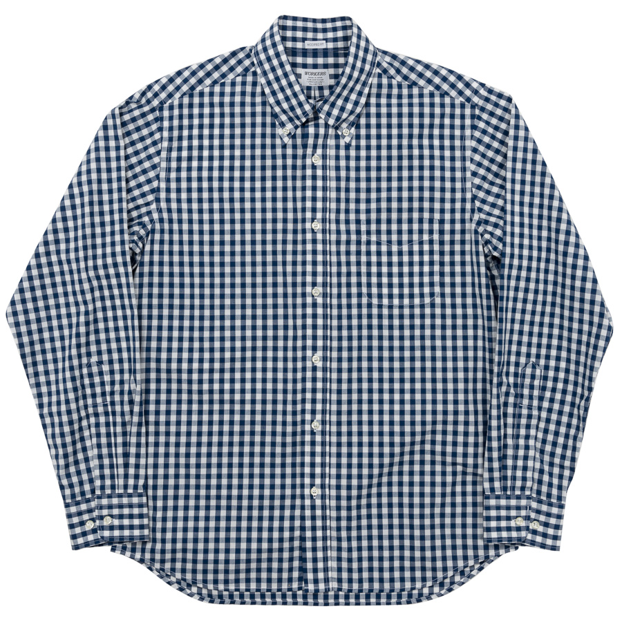 Modified BD Gingham