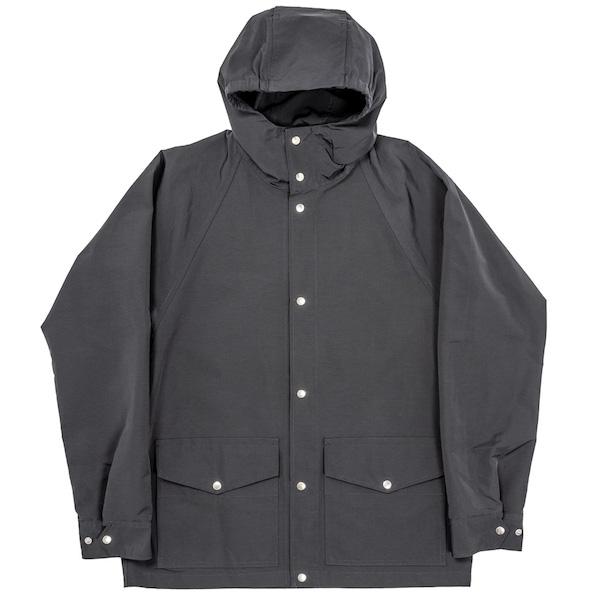Mountain Shirt Parka Black
