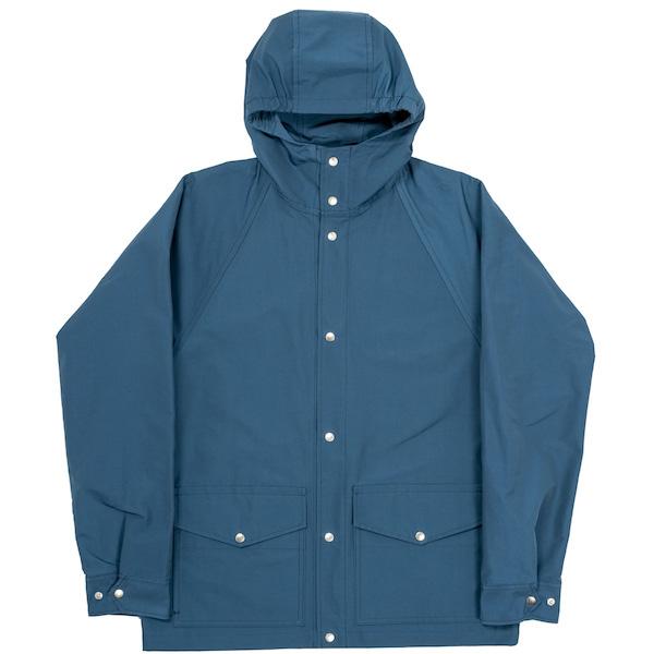 Mountain Shirt Parka Navy
