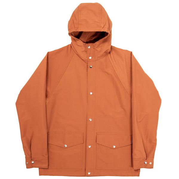Mountain Shirt Parka Orange