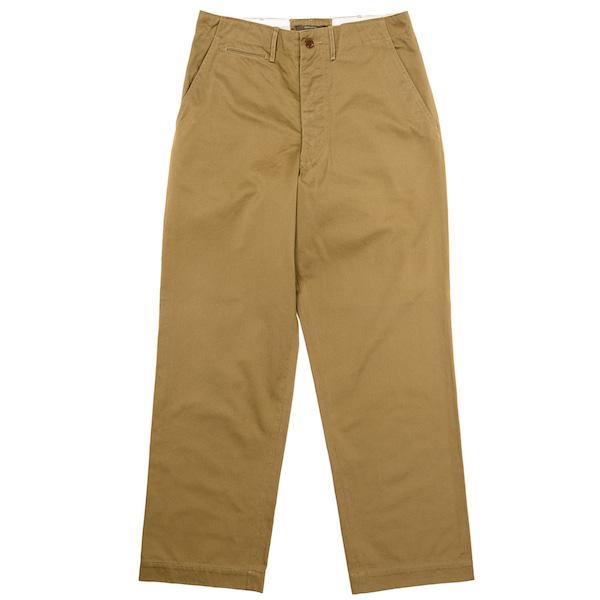 Officer Trousers Vintage Fit Type-1 USMC Khaki