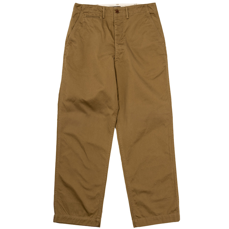 Officer Trousers Vintage Type-2 USMC Khaki