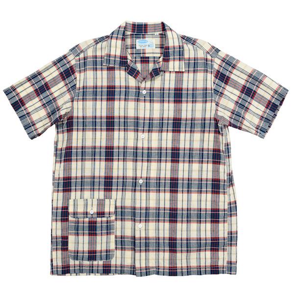 Open Collar Shirt India Madras
