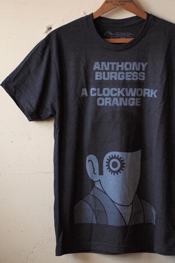 """Out of Print """"A Clockwork Orange""""(時計じかけのオレンジ),Vintage Black-1"""