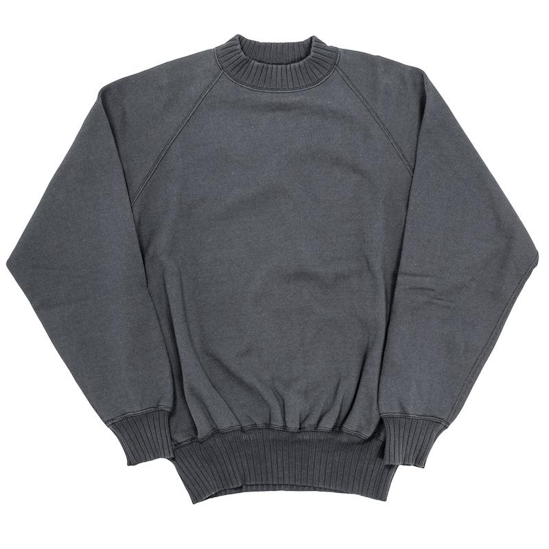Raglan Sweater Faded Black