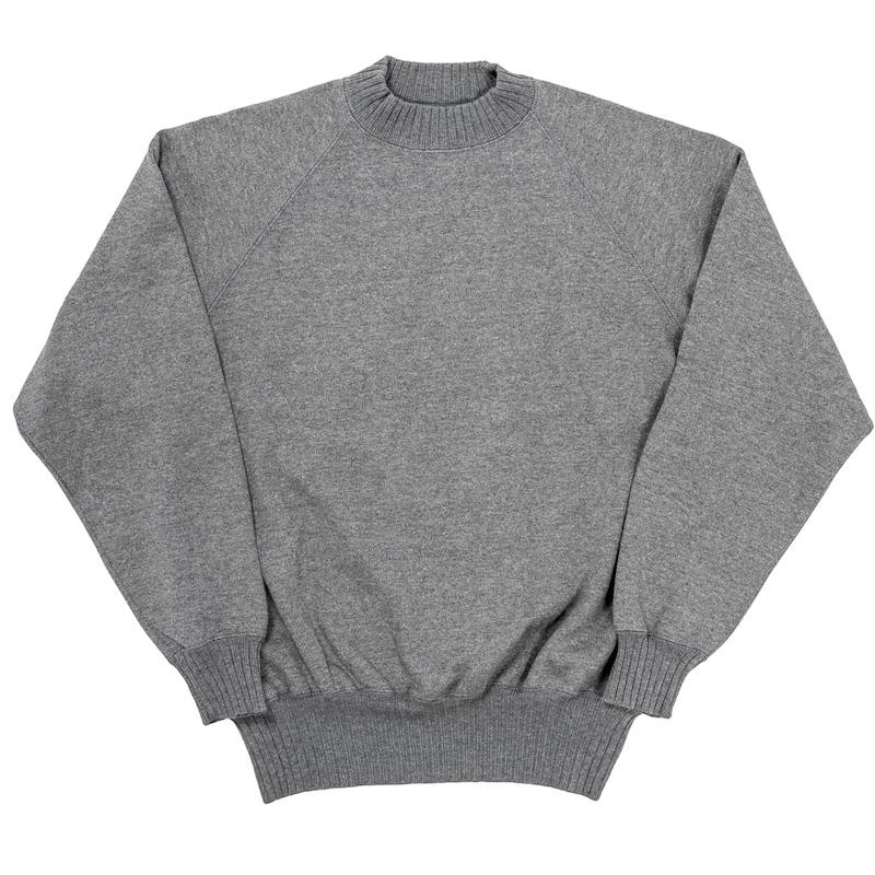 Raglan Sweater Grey