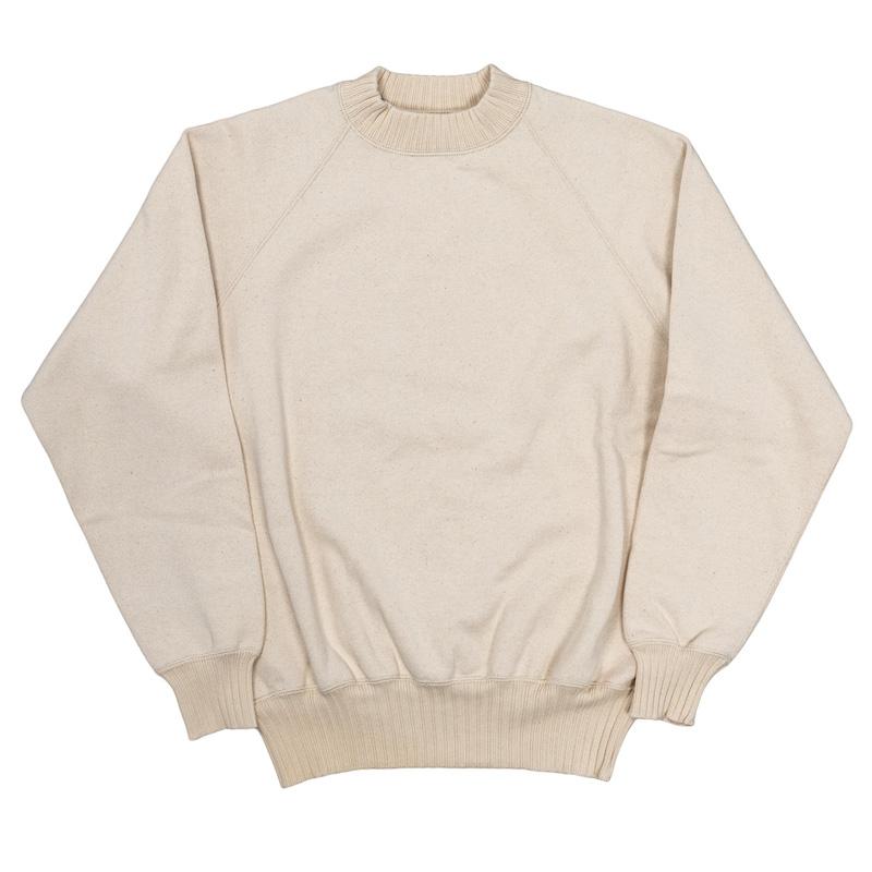 Raglan Sweater White