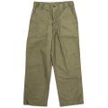 Baker Pants MIL-838-D Vat Dyed OD