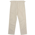 Baker Pants Slim Ecru