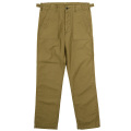 Baker Pants Slim Reactive Dyeing Coyote