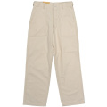 Baker Pants MIL-838-D Ecru