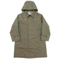 Bal Collar Coat Khaki