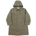 Bal Collar Coat Khaki