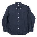 BD Shirt D-OX Navy