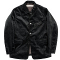 Boardwalk JKT Black Corduroy