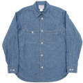 Champion Shirt Blue Chambray