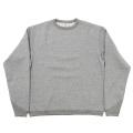 Crew Sweat Shirt Grey
