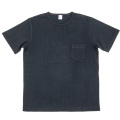 Crew Pocket Tee Black