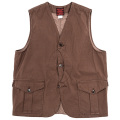 Cruiser Vest Brown Duck