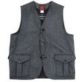 Cruiser Vest Dominx Double Cloth