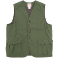 Cruiser Vest R. Sateen Reactive Dyeing OD