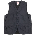 Cruiser Vest Sateen Black