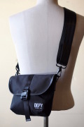 DEFY BAGS Venue Black Corudra-1