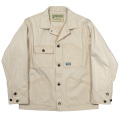 Engineer JKT White Denim