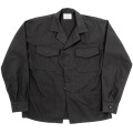 Fatigue Shirt Cotton Cordura Black