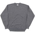 FC High Gauge Knit Crew Grey