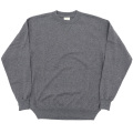 FC High Gauge Knit Crew Grey