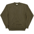 FC High Gauge Knit Crew Olive