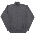 FC High Gauge Knit Turtle Charcoal