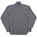 FC High Gauge Knit Turtle Grey