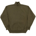 FC High Gauge Knit Turtle Olive