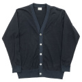 FC Knit Cardigan Black