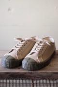 FERN Canvas Sneaker Army Type Low Cut SAND-1