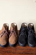 FERN Sneaker Chukka Model Suede-1