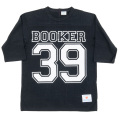 Football-Tee Booker 39 Black
