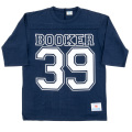 Football-Tee Booker 39 Navy