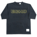 Football Tee ECHO Black