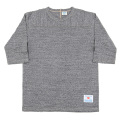 Football Tee Plain Grey