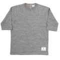 Football Tee Plain Grey-2021